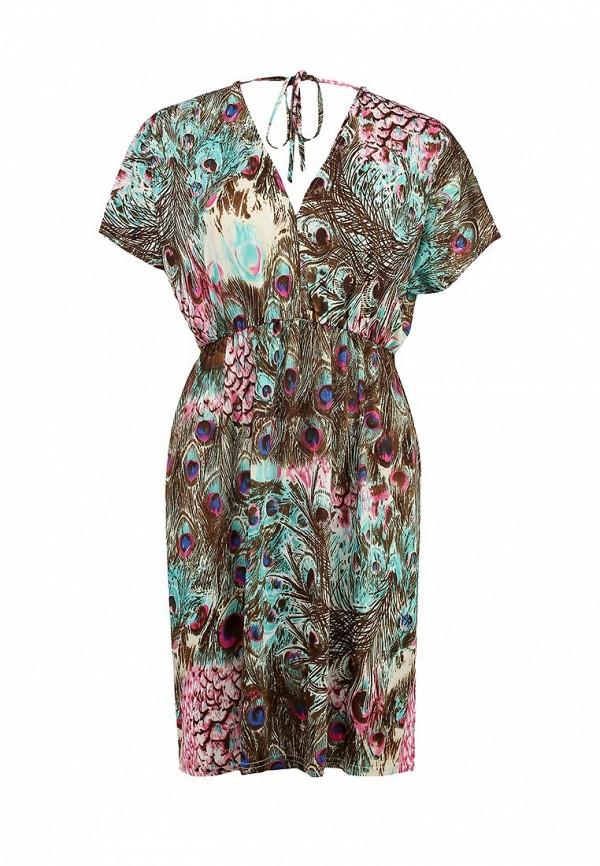 Платье-миди Brave Soul LDRJ-225LOUIS: изображение 1