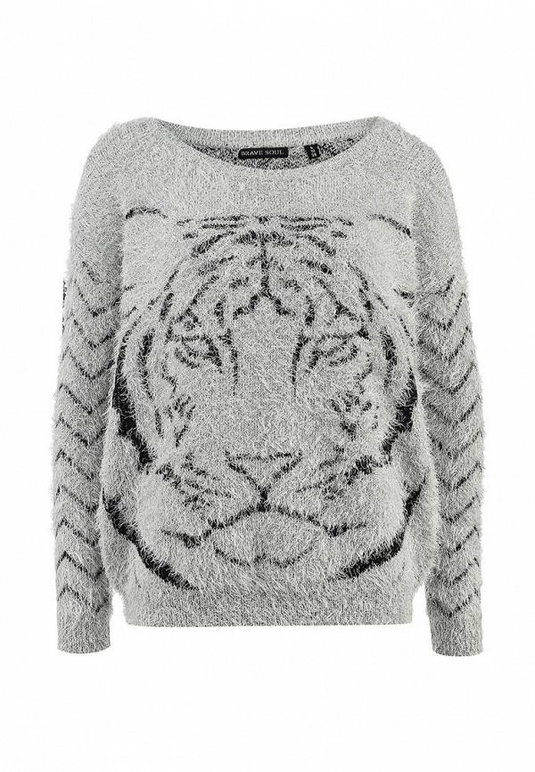 Пуловер Brave Soul LK-281ROAR: изображение 2