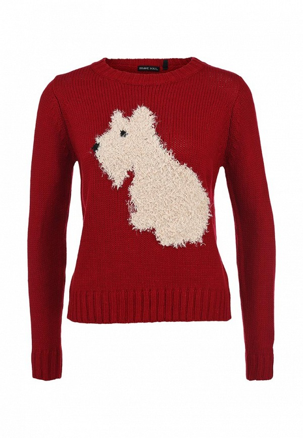 Пуловер Brave Soul LK-49WOOF: изображение 2