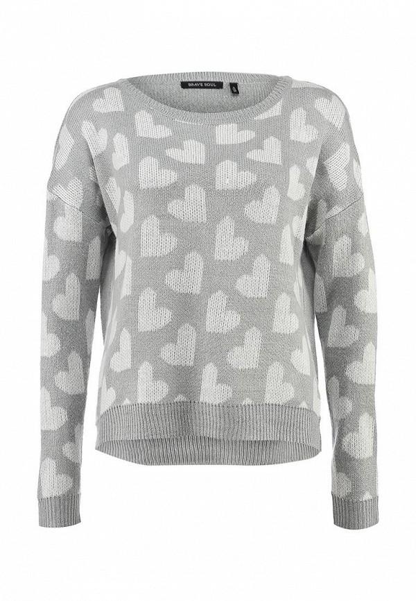 Пуловер Brave Soul LK-73SCOOBY: изображение 9