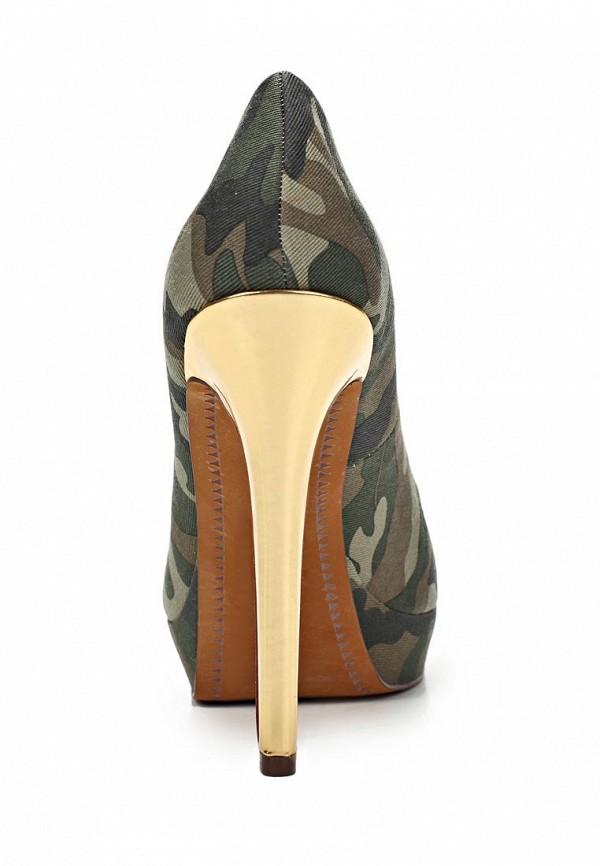 Туфли на каблуке Bronx (Бронкс) 73889-Y-69: изображение 3