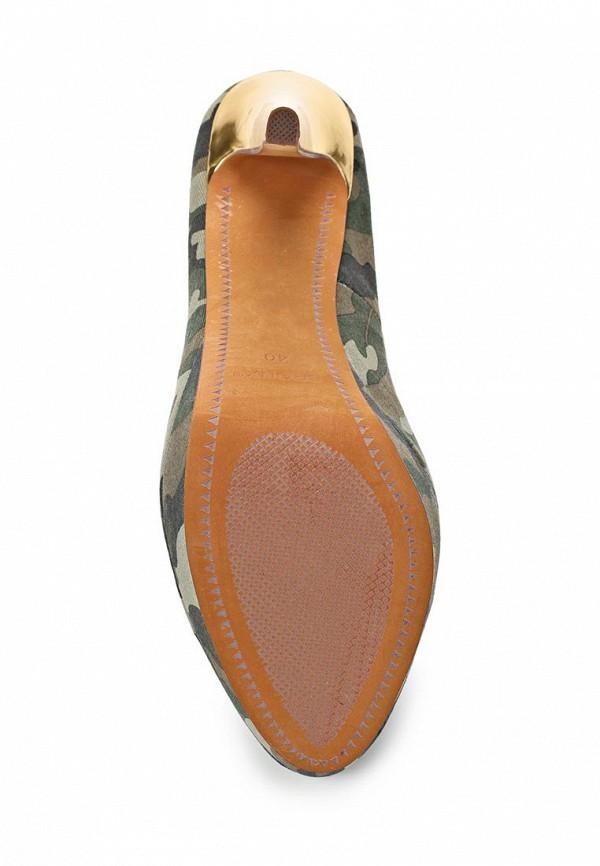 Туфли на каблуке Bronx (Бронкс) 73889-Y-69: изображение 5