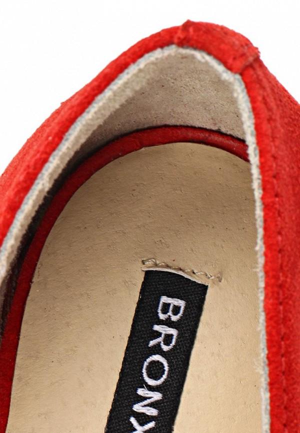 Туфли на танкетке Bronx (Бронкс) 84073-A-478: изображение 13