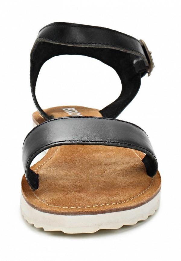 Женские сандалии Bronx (Бронкс) 84244-A-01: изображение 7