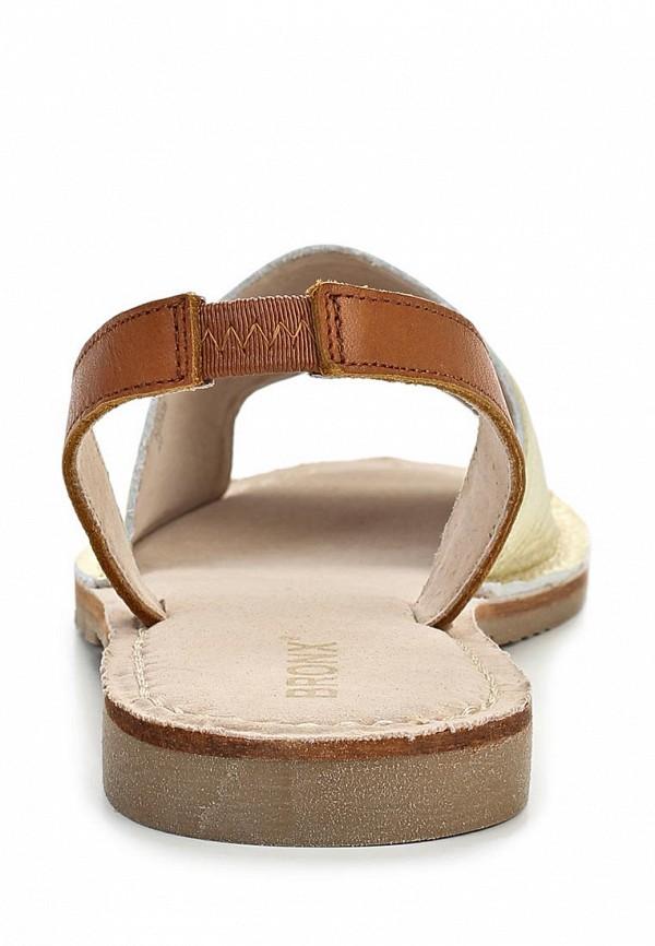 Женские сандалии Bronx (Бронкс) 84257-C-1133: изображение 3
