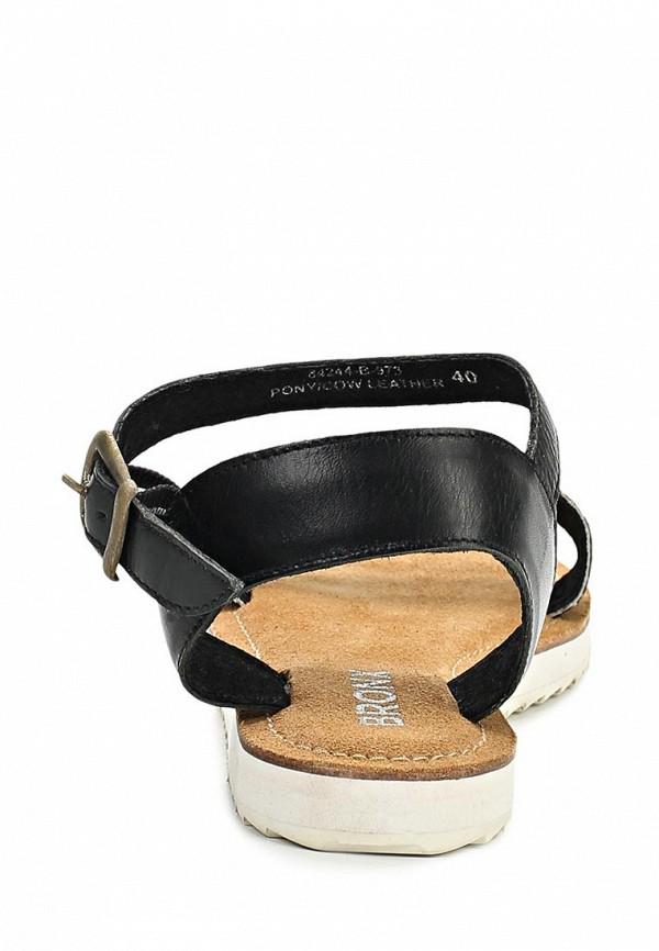 Женские сандалии Bronx (Бронкс) 84244-B-973: изображение 3