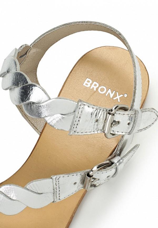 Женские сандалии Bronx (Бронкс) 84248-F-100: изображение 7