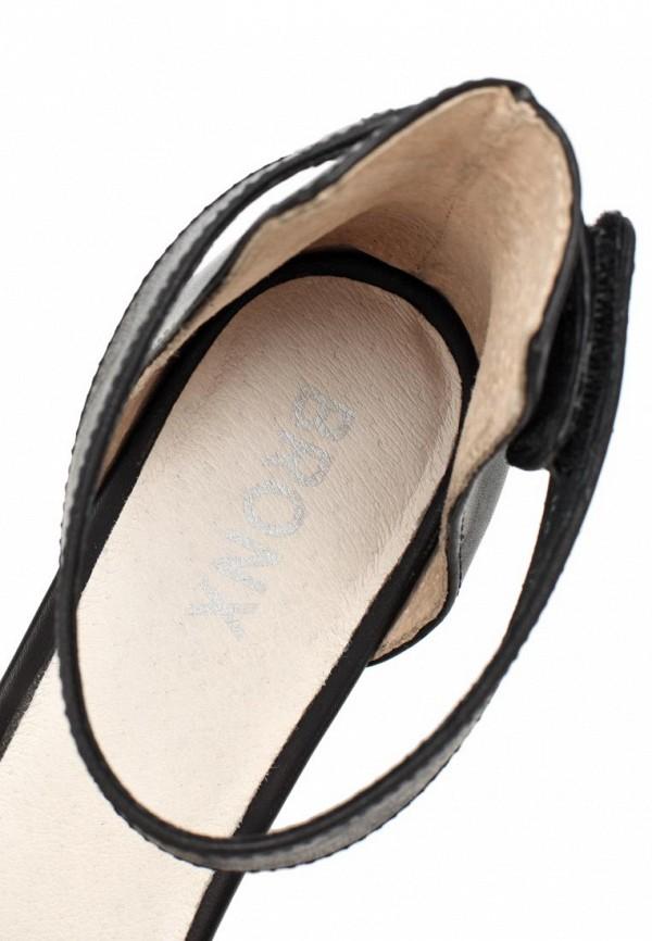 Босоножки на каблуке Bronx (Бронкс) 84216-A-01: изображение 12