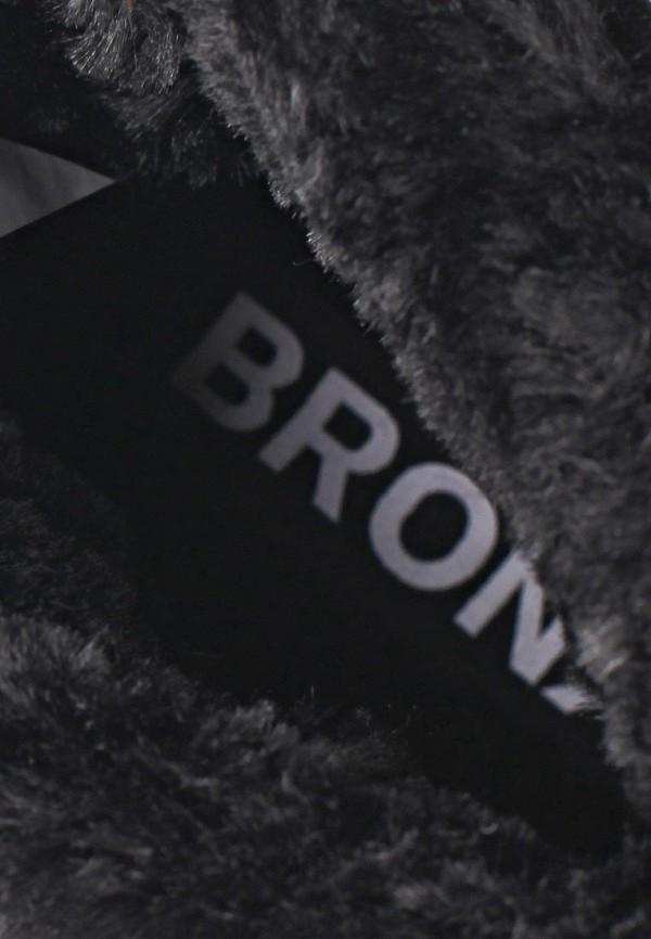 фото Полусапоги женские на плоской подошве Bronx BR336AWBUW25, черные