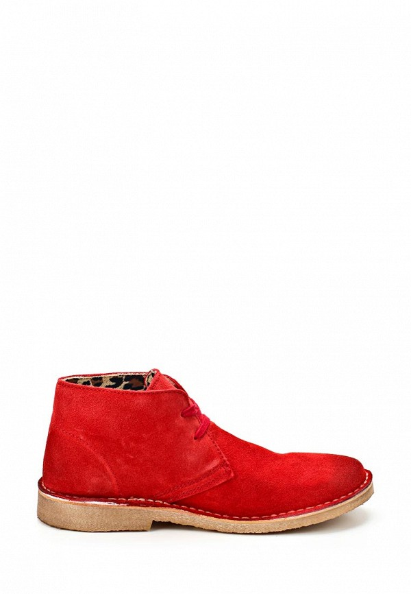 фото Ботинки женские Bronx BR336AWBUW27, красные