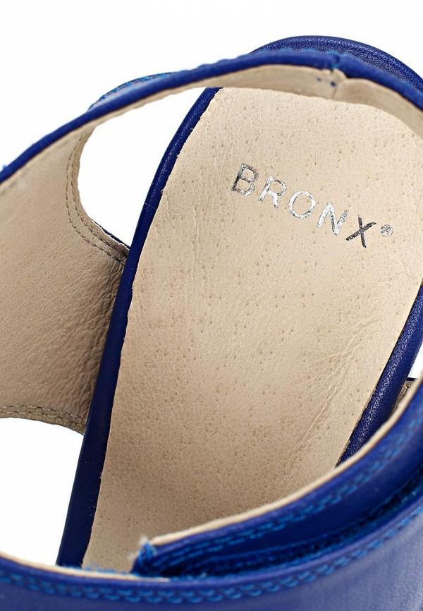 Босоножки на каблуке Bronx (Бронкс) 84179-C-74: изображение 12