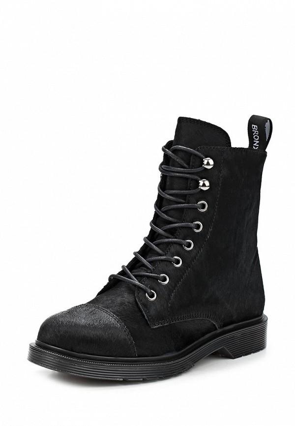 Женские ботинки Bronx (Бронкс) 44038-J-01: изображение 2