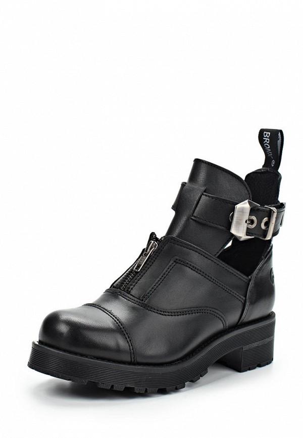 Женские ботинки Bronx (Бронкс) 43858-G-01: изображение 2