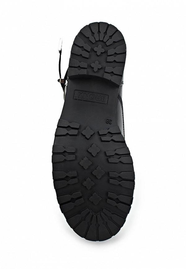 Женские ботинки Bronx (Бронкс) 43858-G-01: изображение 5