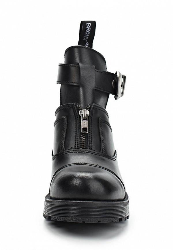 Женские ботинки Bronx (Бронкс) 43858-G-01: изображение 7