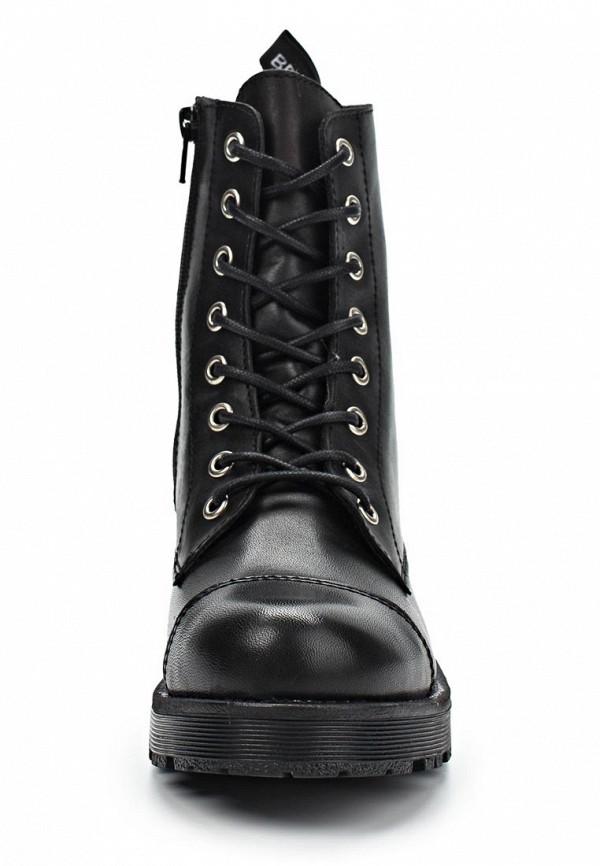 Женские ботинки Bronx (Бронкс) 43876-G-01: изображение 6