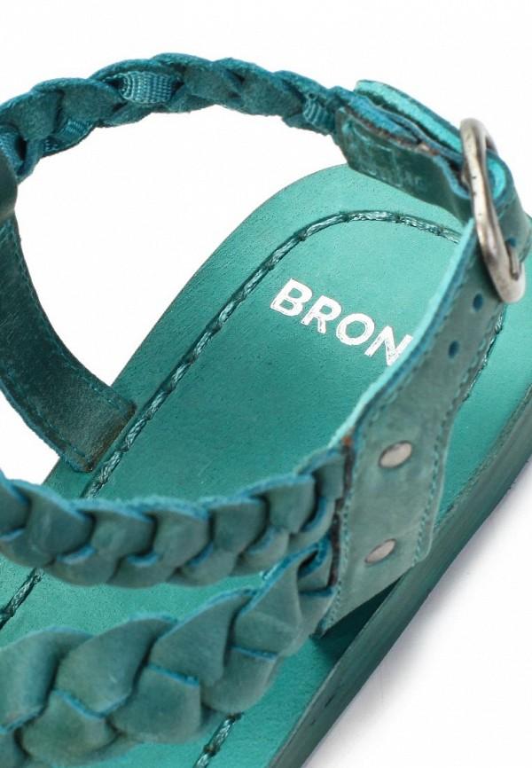 Женские сандалии Bronx (Бронкс) 84076-A67: изображение 7