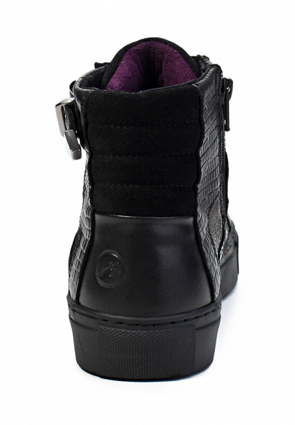 Женские ботинки Bronx (Бронкс) 43891-H-187: изображение 2