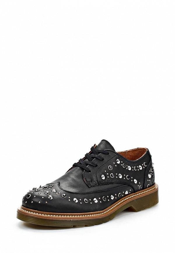 Женские ботинки Bronx (Бронкс) 65039-C-01: изображение 1