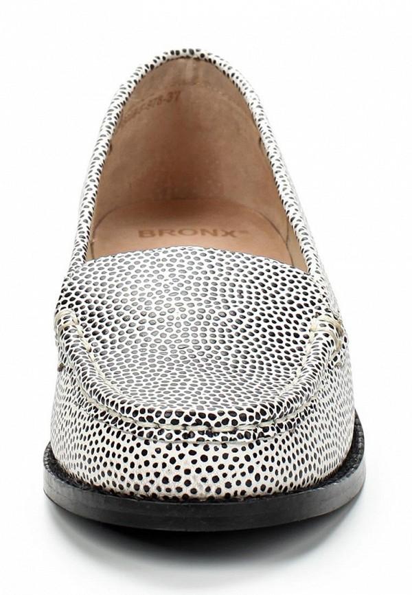 Туфли на плоской подошве Bronx (Бронкс) 65088-F-978: изображение 7