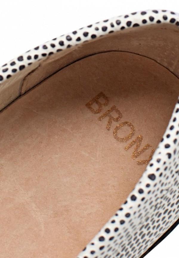 Туфли на плоской подошве Bronx (Бронкс) 65088-F-978: изображение 13