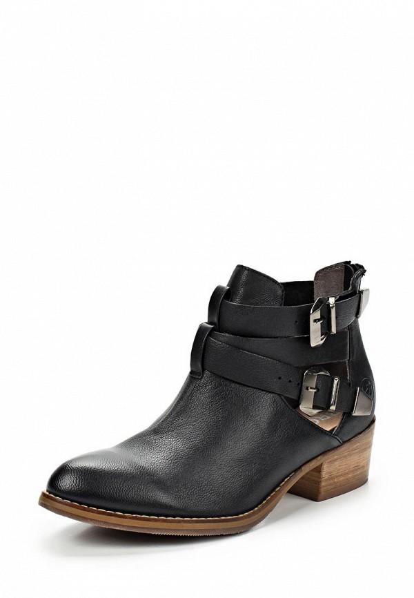Женские ботинки Bronx (Бронкс) 33618-D-01: изображение 1