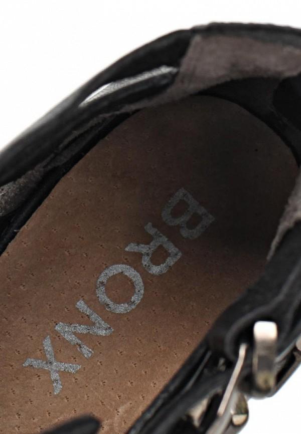 Женские ботинки Bronx (Бронкс) 33618-D-01: изображение 7