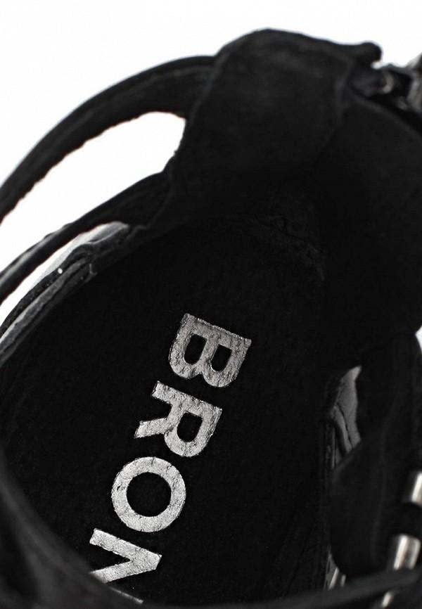 Женские ботинки Bronx (Бронкс) 44002-A-01: изображение 7