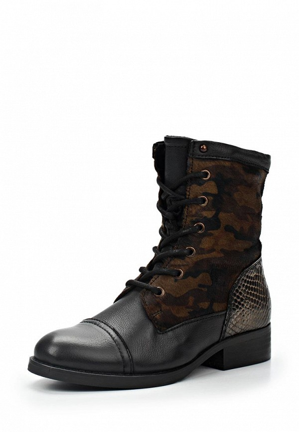 Женские ботинки Bronx (Бронкс) 44032-C-1092: изображение 1