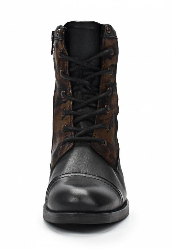 Женские ботинки Bronx (Бронкс) 44032-C-1092: изображение 4