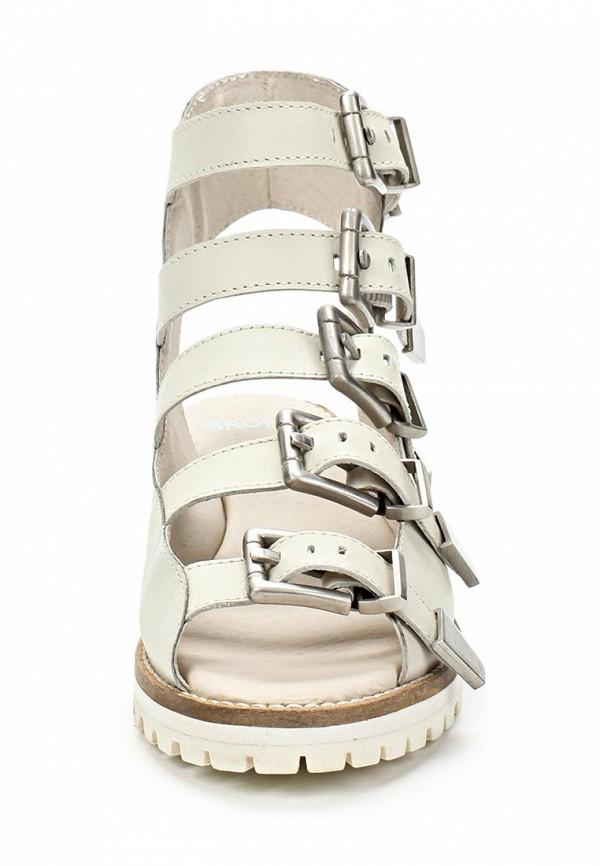 Женские сандалии Bronx (Бронкс) 84135-C-04: изображение 4