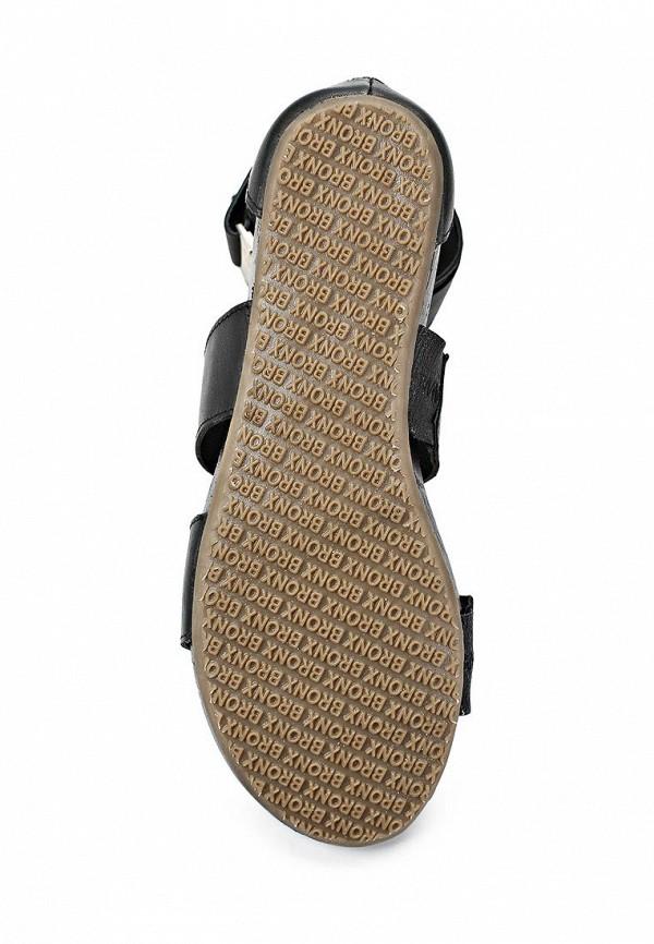 Женские сандалии Bronx (Бронкс) 84227-A-01: изображение 3