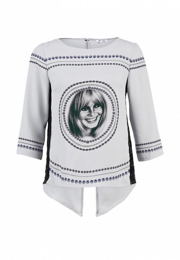 Блуза Brigitte Bardot BB43122: изображение 1