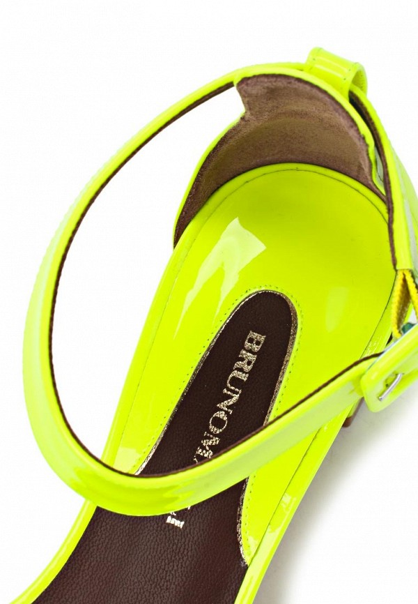Босоножки на каблуке Bruno Magli DT350423613: изображение 16