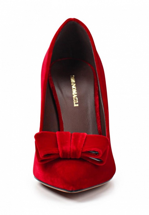Туфли на каблуке Bruno Magli DR050X 22971: изображение 5