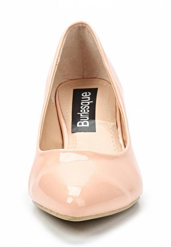 Туфли на каблуке Burlesque A001-10: изображение 7