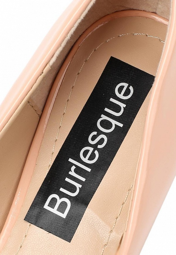 Туфли на каблуке Burlesque A001-10: изображение 13