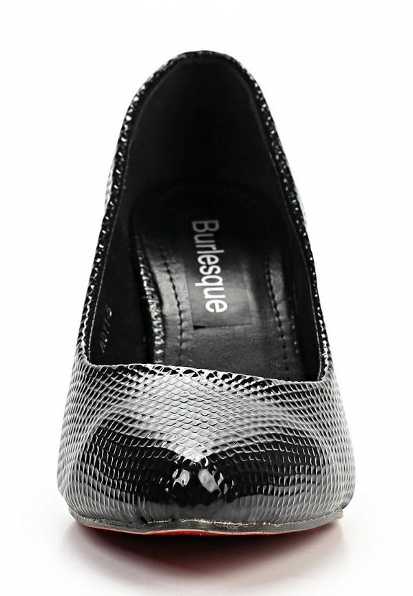 Туфли на каблуке Burlesque A011-5: изображение 6