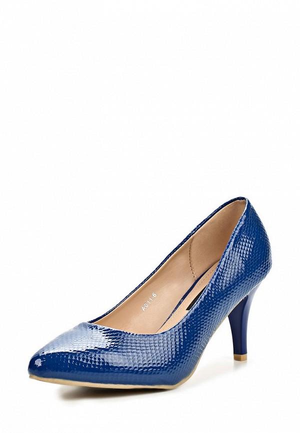 Туфли на каблуке Burlesque A011-6: изображение 2