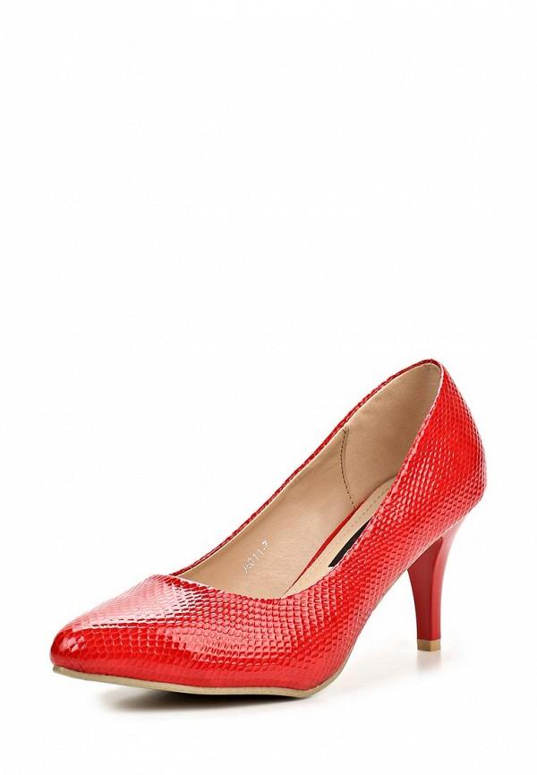 Туфли на каблуке Burlesque A011-7: изображение 2