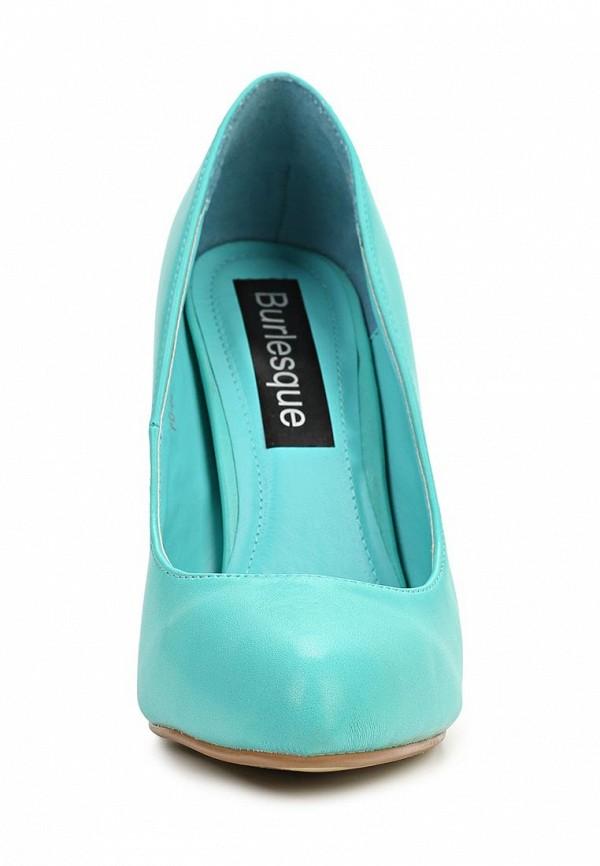 Туфли на каблуке Burlesque FD-85: изображение 7