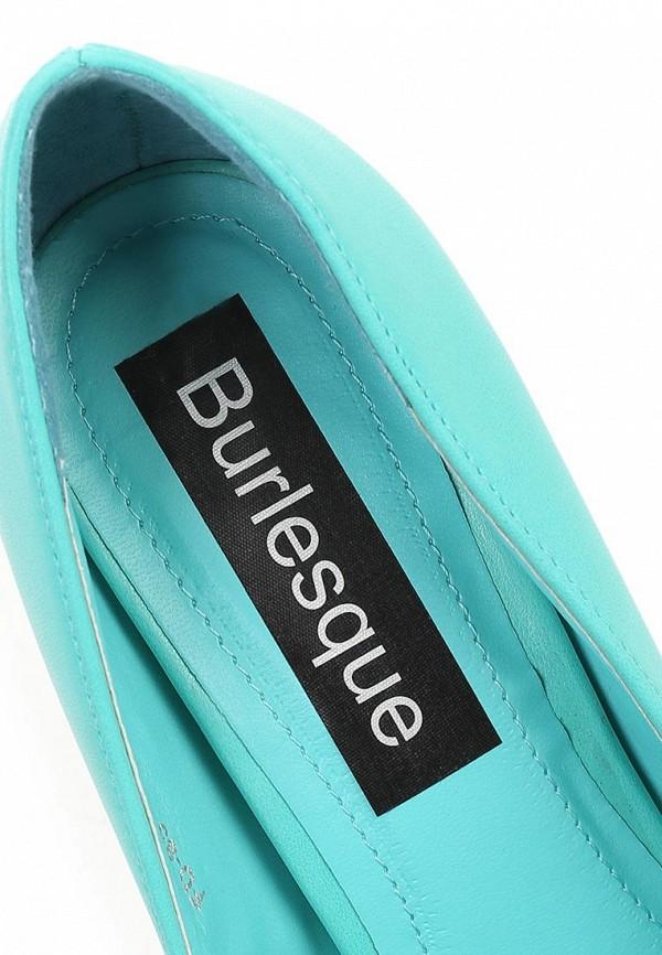 Туфли на каблуке Burlesque FD-85: изображение 13