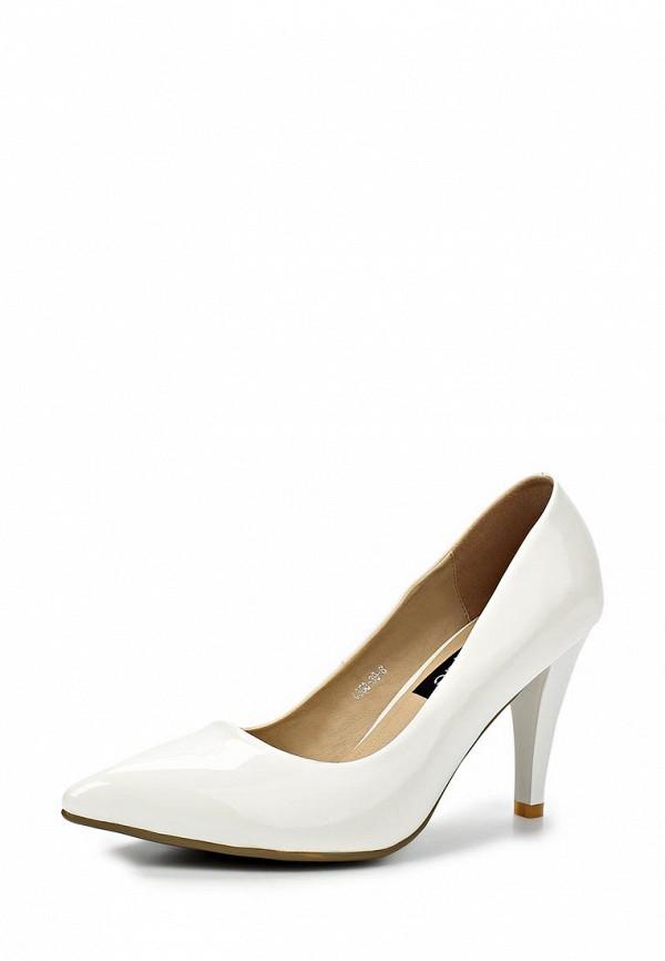 Туфли на каблуке Burlesque Q358: изображение 2