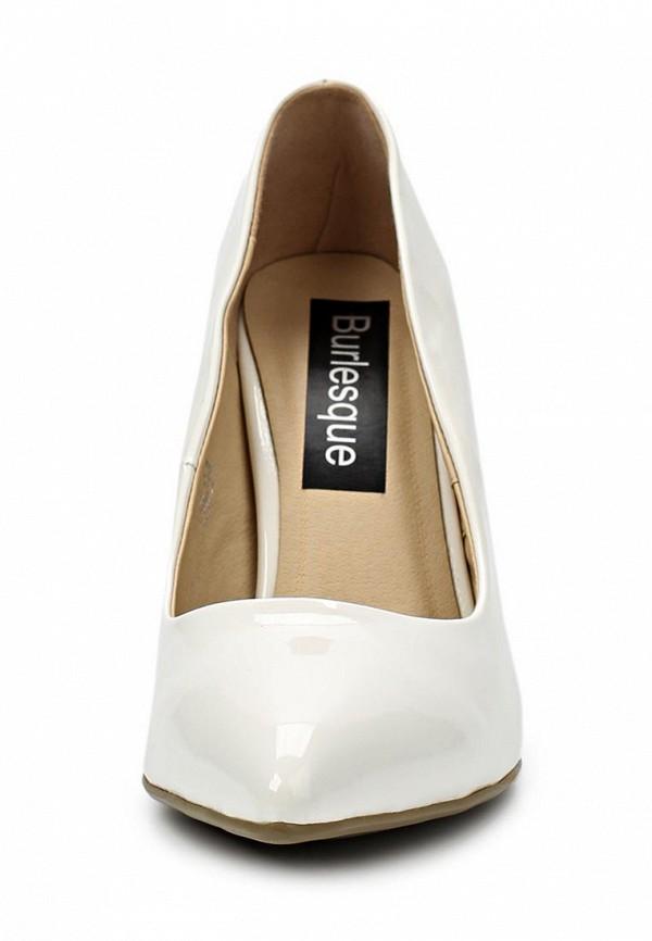 Туфли на каблуке Burlesque Q358: изображение 7