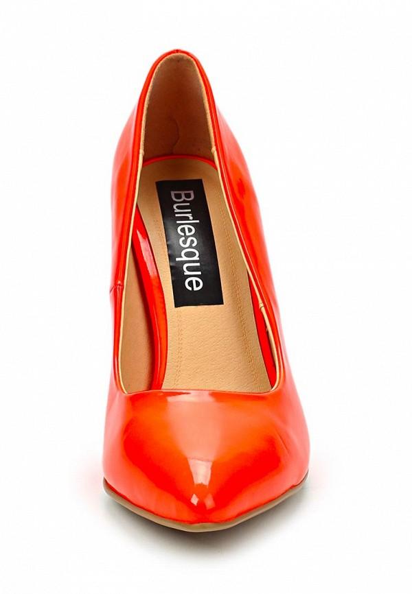 Туфли на каблуке Burlesque Q359: изображение 8