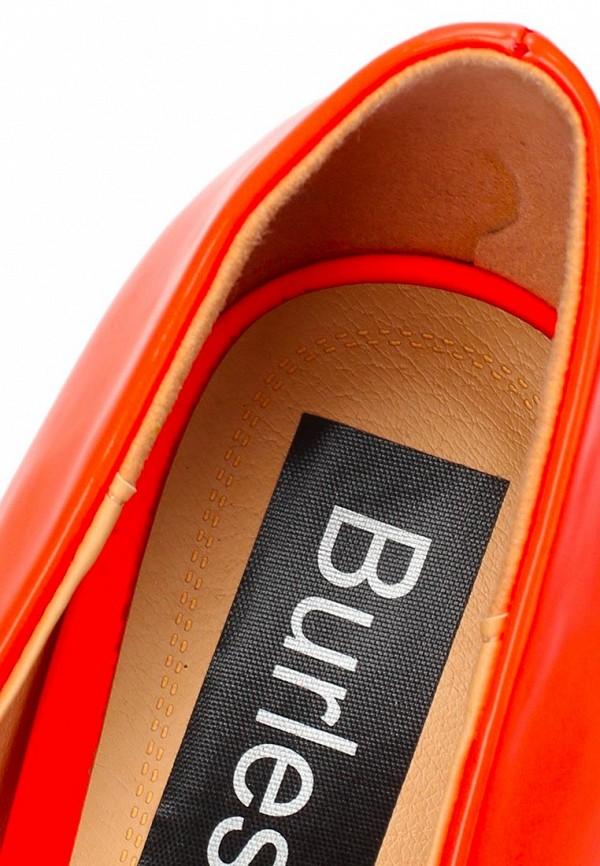 Туфли на каблуке Burlesque Q359: изображение 14