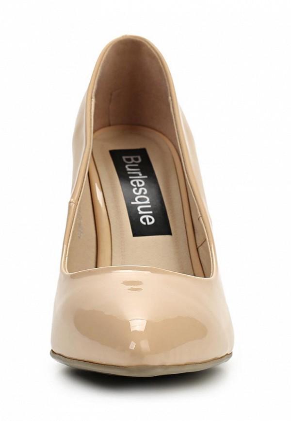 Туфли на каблуке Burlesque Q360: изображение 4