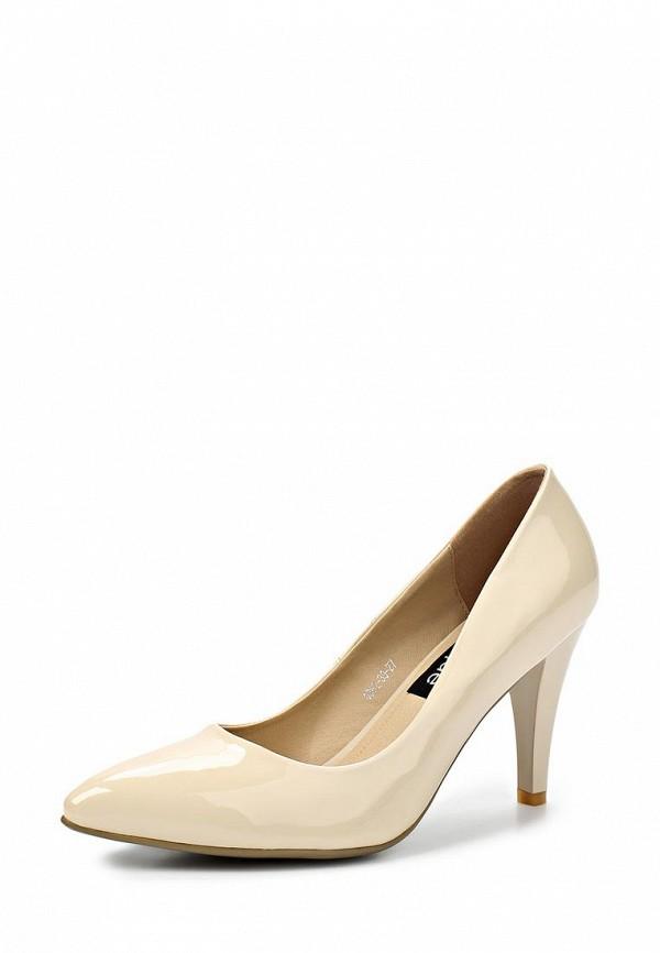 Туфли на каблуке Burlesque Q362: изображение 1