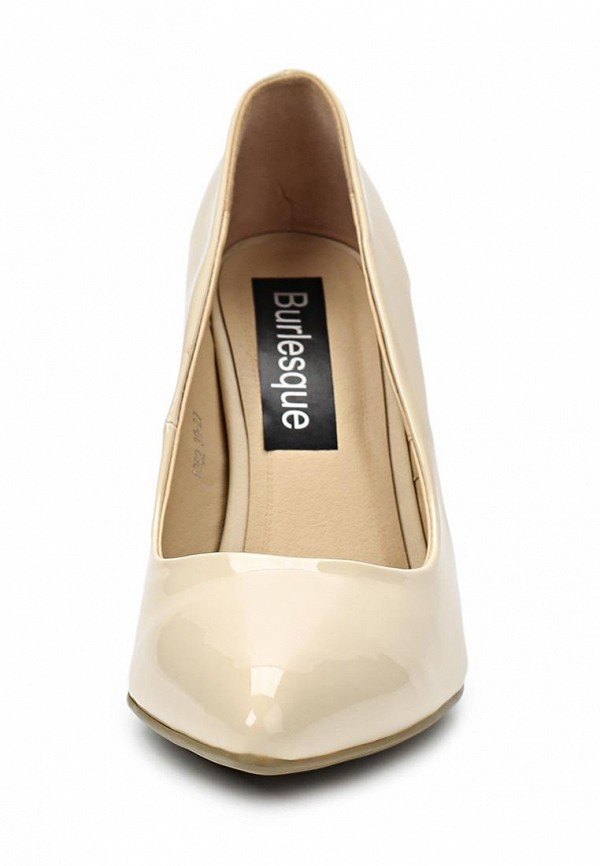 Туфли на каблуке Burlesque Q362: изображение 4
