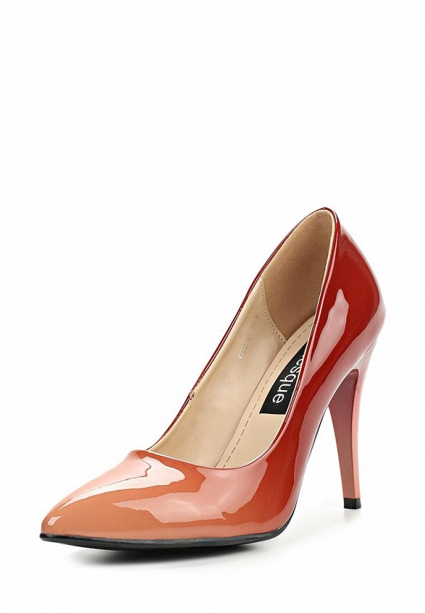 Туфли на каблуке Burlesque W759-10: изображение 1